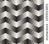 vector seamless pattern. modern ... | Shutterstock .eps vector #1055013851