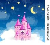 vector illustration of a... | Shutterstock .eps vector #105504911