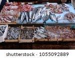 Fish Market  Mixed Display Of...