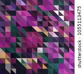 abstract colorful triangles for ...   Shutterstock .eps vector #1055113475