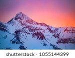 mountains in telluride ...   Shutterstock . vector #1055144399