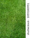 green grass field of football... | Shutterstock . vector #1055183951
