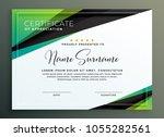 Certificate Template Design In...