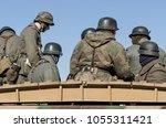 kolobrzeg  west pomeranian  ... | Shutterstock . vector #1055311421