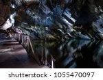 han sur lesse  belgium  ... | Shutterstock . vector #1055470097