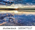 the beautiful abstract complex... | Shutterstock . vector #1055477117
