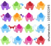 Vector Collection Of Colorful...