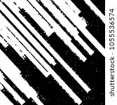 black and white grunge stripe... | Shutterstock . vector #1055536574