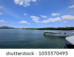 pak bara district  satun... | Shutterstock . vector #1055570495