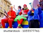 odessa  ukraine   april 1  2012 ... | Shutterstock . vector #1055577761