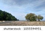 nai yang beach phuket thailand. | Shutterstock . vector #1055594951