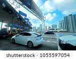 bangkok thailand march 19   the ... | Shutterstock . vector #1055597054