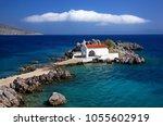 chios island  north aegean ... | Shutterstock . vector #1055602919