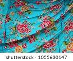 hakka printed cloth | Shutterstock . vector #1055630147