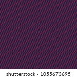 isometric grid. vector seamless ... | Shutterstock .eps vector #1055673695