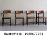 Lecture Chairs With Wall...