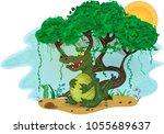 Colorful  Cartoon Illustration...