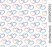 heart  symbols male and female  ...   Shutterstock .eps vector #1055692031