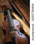 Violin in Repose