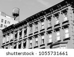new york city  united states  ... | Shutterstock . vector #1055731661
