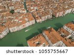 Aerial View Of Venice And Its...