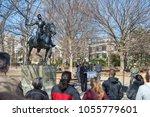 Washington Dc's Bronze...