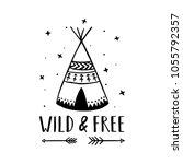 Wild And Free Scandinavian...