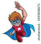 full length cartoon...   Shutterstock .eps vector #1055838671