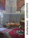 meknes  morocco   may 8  2017   ... | Shutterstock . vector #1055851955