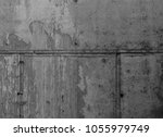 old concrete wall texture | Shutterstock . vector #1055979749