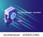 data search optimization ... | Shutterstock .eps vector #1056011081