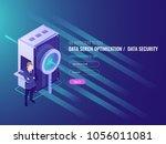 data search optimization ... | Shutterstock .eps vector #1056011081