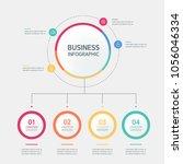 presentation business...   Shutterstock .eps vector #1056046334