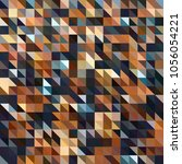 abstract colorful triangles for ...   Shutterstock .eps vector #1056054221