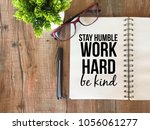 motivational quotes for daily... | Shutterstock . vector #1056061277