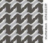 seamless texture with a flock... | Shutterstock . vector #1056102239