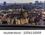 amsterdam  netherlands   april  ... | Shutterstock . vector #1056110009