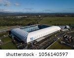 gold coast  australia   march... | Shutterstock . vector #1056140597
