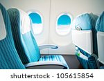 Empty Aircraft Seats And...