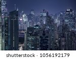 building exterior and cityscape ... | Shutterstock . vector #1056192179