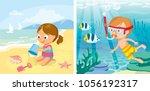 Vector Summer Illustrations...