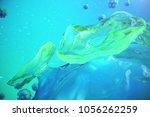 3d illustration pathogenic... | Shutterstock . vector #1056262259