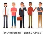 vector illustration of... | Shutterstock .eps vector #1056272489