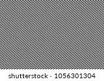 pattern stripe seamless black... | Shutterstock .eps vector #1056301304