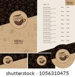 vector set of design elements... | Shutterstock .eps vector #1056310475