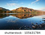Lake Buttermere  Lake District...