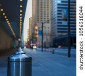 downtown toronto streets | Shutterstock . vector #1056318044