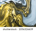 black and white with gold... | Shutterstock . vector #1056326639