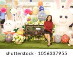 Easter Eggs Isolated And Easte...