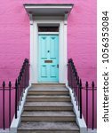 Colourful Entry   Door To A...